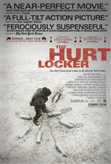The Hurt Locker Movie Poster