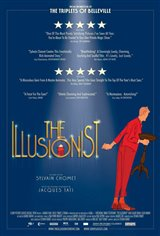 The Illusionist Movie Poster Movie Poster