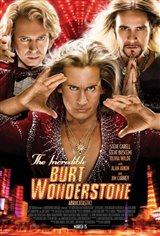 The Incredible Burt Wonderstone Movie Poster
