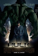 The Incredible Hulk Movie Poster Movie Poster