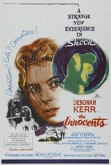 The Innocents (1961) Movie Poster