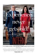 The Intern Movie Poster Movie Poster