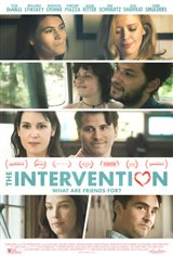 The Intervention Movie Poster
