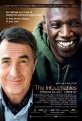 The Intouchables Movie Poster Movie Poster