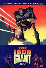 The Iron Giant - Family Favourites Movie Poster
