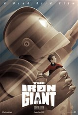 The Iron Giant: Signature Edition Large Poster