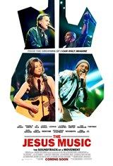 The Jesus Music Affiche de film