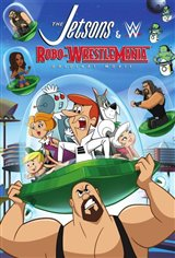 The Jetsons & WWE: Robo-WrestleMania! Large Poster
