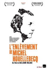 The Kidnapping of Michel Houellebecq Movie Poster