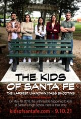 The Kids of Santa Fe: The Largest Unknown Mass Shooting Affiche de film