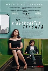 The Kindergarten Teacher (Netflix) Movie Poster