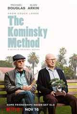 The Kominsky Method (Netflix) Movie Poster