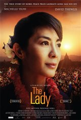 The Lady Movie Poster Movie Poster