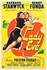 The Lady Eve Movie Poster