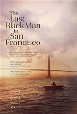 The Last Black Man in San Francisco Movie Poster