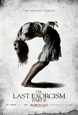 The Last Exorcism Part II Large Poster