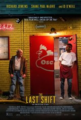 The Last Shift Movie Poster Movie Poster