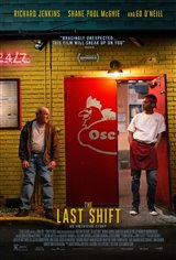 The Last Shift (v.o.a.) Affiche de film