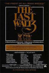 The Last Waltz Movie Poster