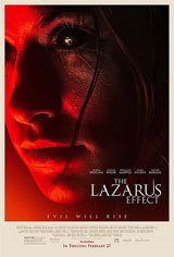 The Lazarus Effect (v.o.a.) Affiche de film