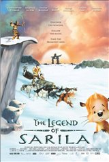 The Legend of Sarila Movie Poster