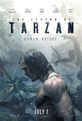 The Legend of Tarzan: An IMAX 3D Experience Movie Poster