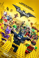 The LEGO Batman Movie Affiche de film