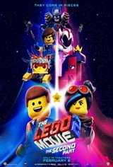 The LEGO Movie 2: The Second Part - An IMAX 3D Experience Affiche de film