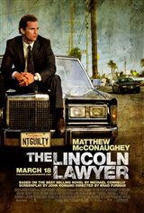 The Lincoln Lawyer Movie Poster Movie Poster