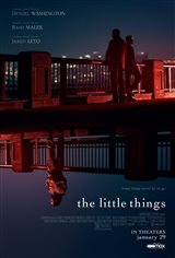 The Little Things Movie Poster Movie Poster