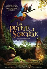 The Little Witch Affiche de film