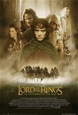The Lord of the Rings: The Fellowship Of The Ring Movie Poster Movie Poster