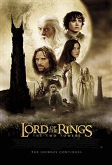The Lord Of The Rings: The Two Towers Movie Poster