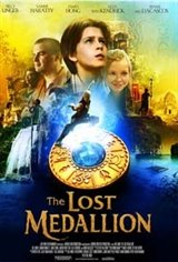 The Lost Medallion: The Adventures of Billy Stone Affiche de film