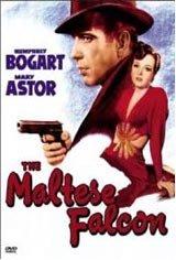 The Maltese Falcon Movie Poster