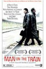 The Man on the Train Movie Poster