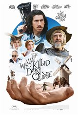 The Man Who Killed Don Quixote Affiche de film