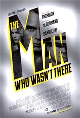 The Man Who Wasn't There Movie Poster