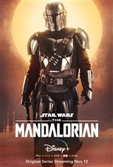 The Mandalorian (Disney+) Movie Poster