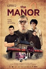 The Manor Movie Poster