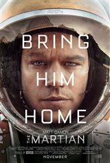The Martian Affiche de film