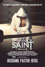 The Masked Saint Large Poster