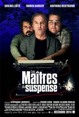The Masters of Suspense Movie Poster Movie Poster
