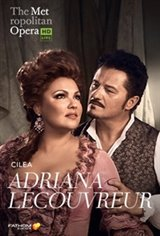 The Metropolitan Opera: Adriana Lecouvreur Movie Poster