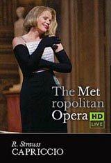 The Metropolitan Opera: Capriccio (Encore) Movie Poster