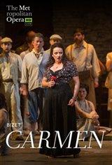 The Metropolitan Opera: Carmen (Revival) Affiche de film