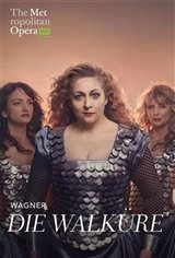 The Metropolitan Opera: Die Walküre (Encore) Movie Poster