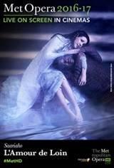 The Metropolitan Opera: L'Amour de Loin ENCORE Movie Poster