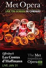 The Metropolitan Opera: Les Contes d'Hoffman Movie Poster