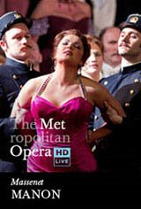 The Metropolitan Opera: Manon (Encore) Movie Poster